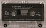 Benito Feat. Suga-T: Do You Love Me: Cassette Single