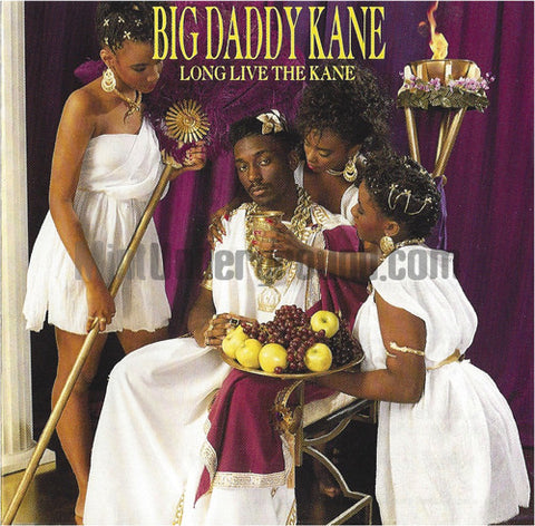 Big Daddy Kane: Long Live The Kane: CD