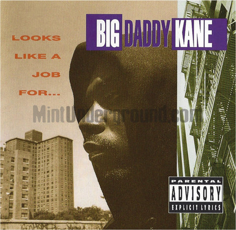 Big Daddy Kane: Looks Like A Job For: CD