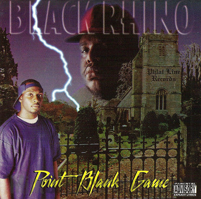 Black Rhino: Point Blank Game: CD