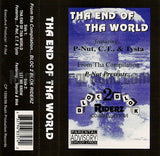 Bloc 2 Blok Riderz: Tha End Of Tha World: Cassette Single