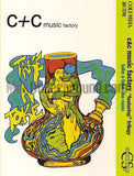 C+C Music Factory: Take A Toke The Remix: Cassette Single