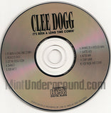 Clee Dogg: Its Been A Long Time Comin': CD