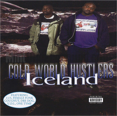 Cold World Hustlers: Iceland: CD