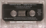 Common Sense aka Common: I Used To Love H.E.R./Communism: Cassette Single