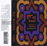DJ Kool: 20 Minute Workout: Cassette