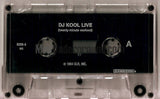 DJ Kool: DJ Kool Live Twenty Minute Workout: Cassette Single