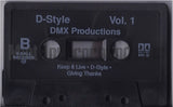DMX Productions: D-Style Vol. 1: Cassette