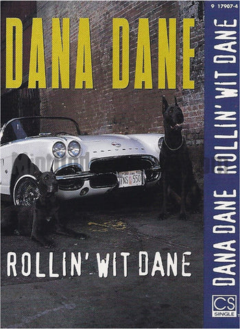 Dana Dane: Rollin' Wit Dane: Cassette Single