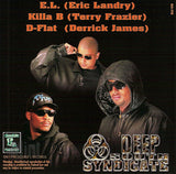 DSS/Deep South Syndicate: Potent: CD