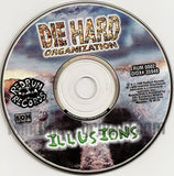 Die Hard Organization: Illusions: CD