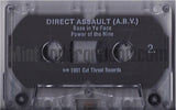 Direct Assault: Another Black Victim: Cassette
