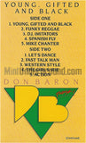 Don Baron: Young, Gifted and Black: Cassette
