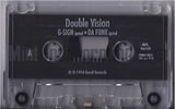 Double Vision: G-Sign: Cassette Single