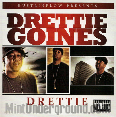 Drettie: Drettie Goines: CD