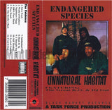 Endangered Species: Unnatural Habitat: Cassette