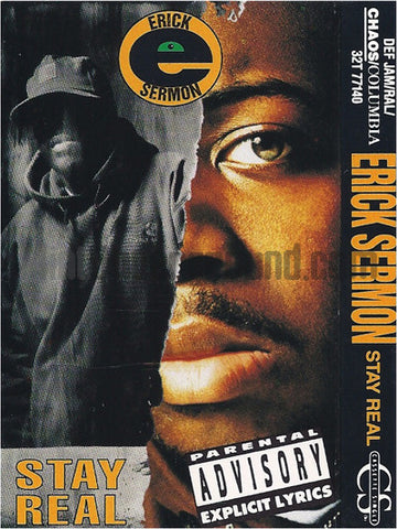Erick Sermon: Stay Real/Safe Sex: Cassette Single