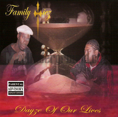 Family Tiez: Dayze Of Our Lives: CD