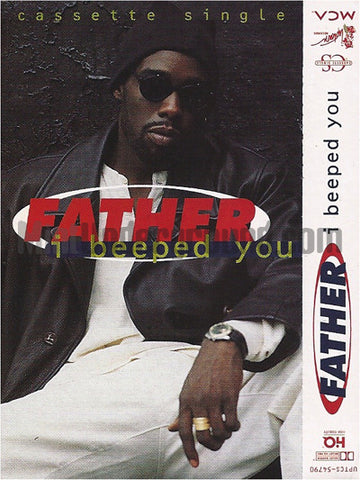 Father/Father MC: I Beeped You: Cassette Single