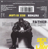 Father/Father MC: Sex Is Law: Cassette