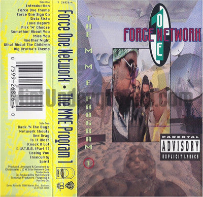 Force One Network: The MME Program 1: Cassette