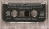 Fugees (Tranzlator Crew): Vocab: Cassette Single