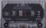 G Love E: Chillin' On The G Spot: Cassette