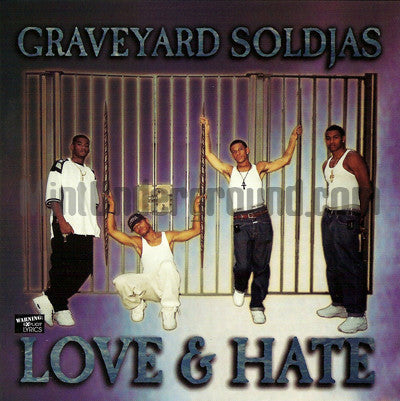 Graveyard Soldjas: Love and Hate: CD
