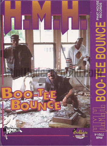 H.M.H.: Boo-Tee Bounce: Cassette