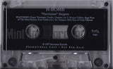 H-Bomb: Snippets of Casualties Of Narcissism: Cassette Single