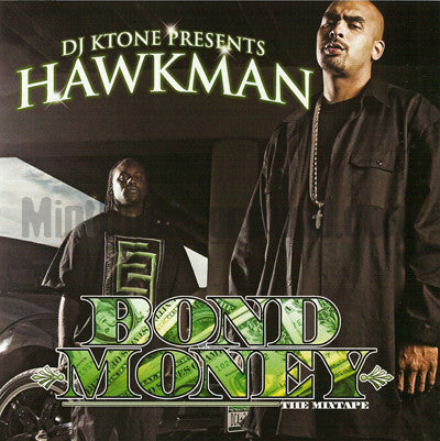 Hawkman aka Mr. Mannish: Bond Money: CD