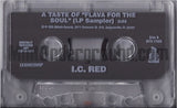 I.C. Red: Busters Ain't Shit/A Taste Of Flava For The Soul: Cassette Single