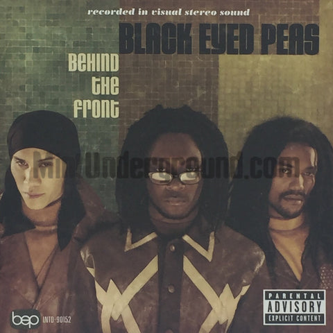 Black Eyed Peas: Behind The Front: CD