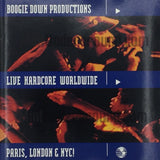 BDP/Boogie Down Productions: Live Hardcore World Wide: CD