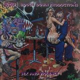BDP/Boogie Down Productions: Sex And Violence: CD