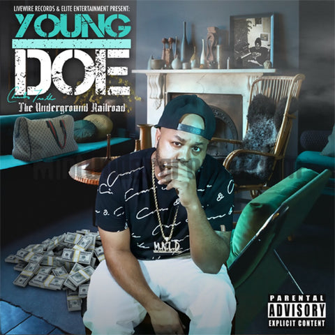 Young Doe: The Underground Railroad: CD