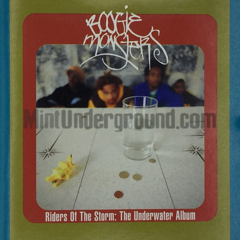 BoogieMonsters: Riders Of The Storm: The Underwater Album: CD