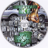 Innerstate Ike: Being Broke Is A Sin: CD