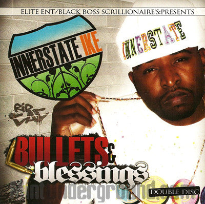 Innerstate Ike: Bullets & Blessings: Download