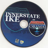 Innerstate Ike: As Ike Obama: CD/DVD Pack
