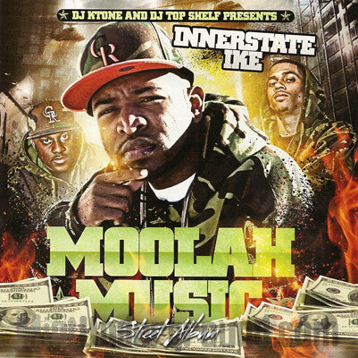 Innerstate Ike: Moolah Music Street Album: CD