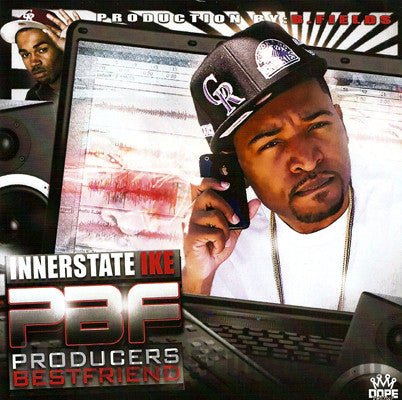 Innerstate Ike: PBF/Producers Best Friend: CD