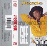 Jiggie Gee: Let The Rhythm Ride: Cassette