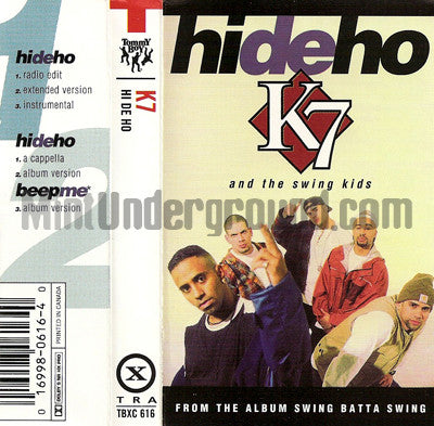 K7: Hi De Ho: Cassette Single