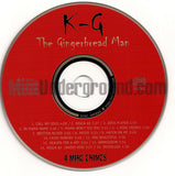 K-G The Gingerbread Man: 4 Mine Enimes: CD