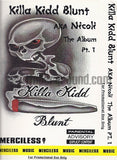 Killa Kidd Blunt aka Nicoli: The Album Pt. 1: Cassette Single: Promo