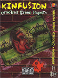 Kinfusion: Crooked Green Paper: Cassette Single