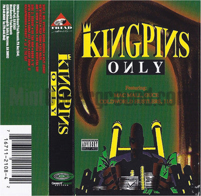 Kingpins Only: Kingpins Only: Cassette