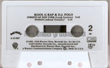 Kool G Rap and DJ Polo: Streets Of New York: Cassette Single