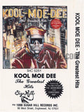 Kool Moe Dee: The Greatest Hits: Cassette